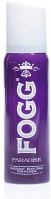 Fogg Paradise Frangrance Deodorant Spray  -  For Women