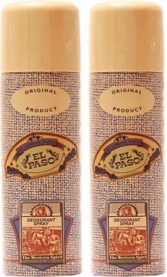 Lomani Elpaso Deodorant Spray  -  For Men, Women