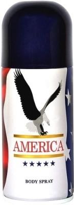 America America Deodorant Spray  -