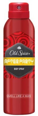 Old Spice After Party Deodorant Spray  -  For Boys