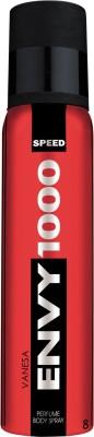 ENVY 1000 Speed Deo 130 Ml Deodorant Spray - For Men