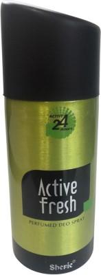 Sherie Active Fresh Body Spray  -  For Boys