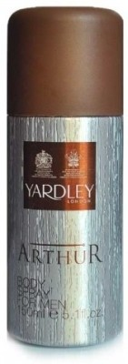 Yardley London Arthur Deodorant Spray  -