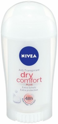 Nivea Dry Comfort Plus Extra Protection 48h Gentle Care Deodorant Roll-on  -  For Men, Boys, Girls, Women