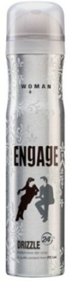 Engage Drizzle Deodorant Spray - For Women  (150 ml)