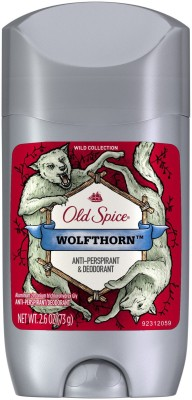 Old Spice Wolfthorn Wild Collection Deodorant Stick  -  For Men