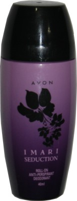 Avon Imari Seduction Deodorant Roll-on  -  For Girls, Women