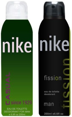 Nike Casual Fission Body Spray  -  For Men