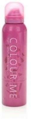 Colour Me Flower Deodorant Spray  -