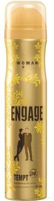 Engage Tempt Deodorant Spray  -  For Women