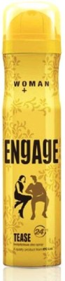 Engage Tease Woman Deo Body Spray - For Girls(150 ml)