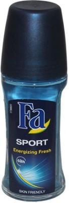 Fa Sport Energizing Fresh Deodorant Roll-on  -  For Men