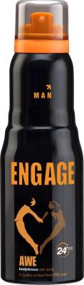 Engage Awe Deodorant Spray  -  For Men