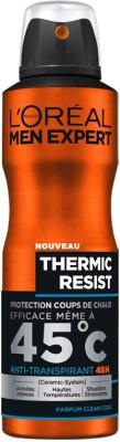 L'Oreal Paris Expert Thermic Resist Deodorant Spray  -  For Men(149 ml) at flipkart