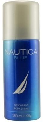 Nautica Blue (Vintage) Deodorant Spray  -