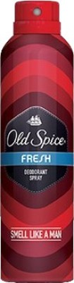 Old Spice Fresh Deodorant Spray  -  For Men