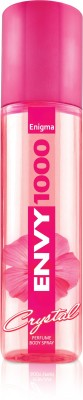ENVY 1000 Enigma Crystal Deo 135 Ml Deodorant Spray  -  For Women