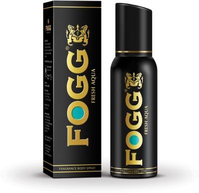 Fogg Fresh Aqua Body Spray  -  For Men