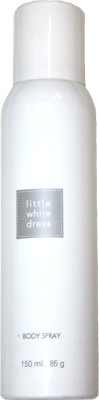 Avon Little White Dress Perfumed Body Spray  -