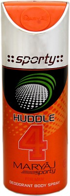 Maryaj Sporty Huddle 04 Body Spray  -  For Men