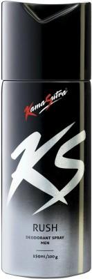 Kamasutra Rush Deodorant Spray - For Men