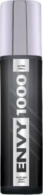 ENVY 1000 Alpine Thrill Crystal Deo 135 Ml Deodorant Spray - For Men