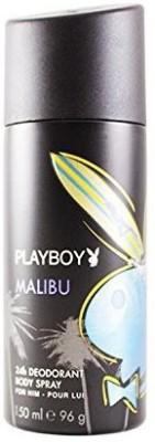 Playboy 2251440-PLAYBOY Malibu Man Deo 150ml(2251440) Body Spray - For Men(150 ml)
