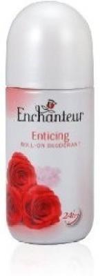 Enchanteur Enticing Deodorant Roll-on  -  For Girls, Boys