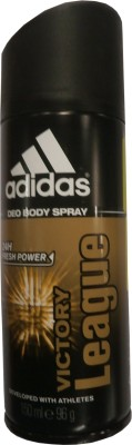 Adidas Victory League Deodorant Spray  -  For Men