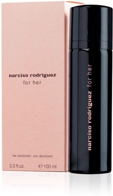 Narciso Rodriguez For Her Deodorant Spray  -  For Girls