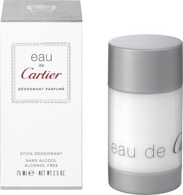 Cartier Eau DeCartier Parfume Stick Deo Deodorant Roll-on  -  For Men