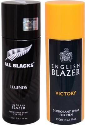 English Blazer 1 LEGENDS::1 VICTORY Deodorant Spray  -  For Men