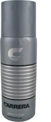Carrera Impression Deodorant Spray  -  For Men