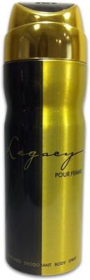 Emper Legacy Body Spray  -  For Girls
