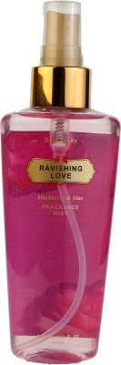 Dear Body RAVISHING LOVE Body Mist  -  For Women, Girls