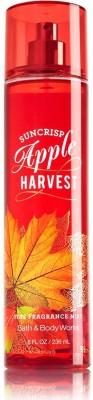 Bath & Body Works Suncrisp Apple Harvest Body Mist  -  For Women, Girls