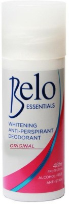 Belo Essentials Whitening Anti-Perspirant Original Deodorant Roll-on  -  For Women