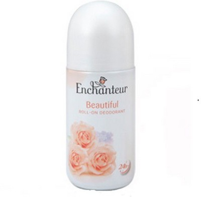 Enchanteur Beautiful Deodorant Roll-on  -  For Women