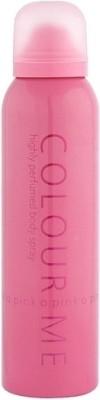 Colour Me Highly perfumed body spray Body Spray  -