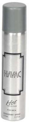 Hot Collection Havac Deodorant Spray  -  For Men