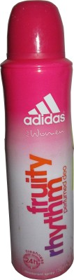 Adidas Fruity Rhythm Deodorant Spray - For Women(150 ml)