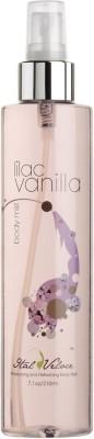 Ital Veloce Lilac Vanilla Body Mist  -