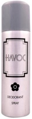 Havoc Silver Deodorant Spray  -  For Women