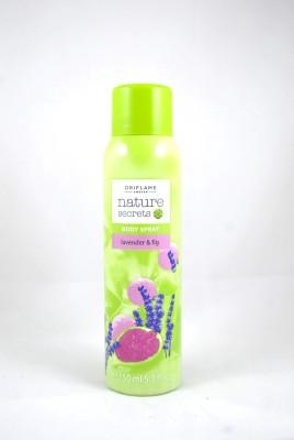 Nature Secrets lavender & fig Body Spray  -  For Girls, Women