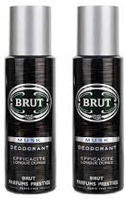 2 Deodorant Musk Body Spray  -  For Men
