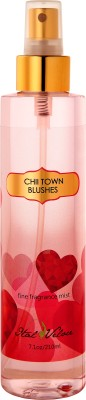 Ital Veloce Cii Town Blushes Body Mist  -  For Girls
