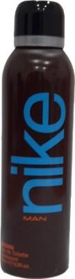 Nike Brown Eau de Toilette Deodorant Spray - For Men