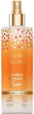 Victorias Secret Amber Romance Shimmer Body Mist - For Women, Girls(250 ml)
