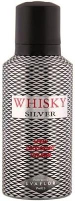 Whisky Silver Deodorant Spray  -  For Men