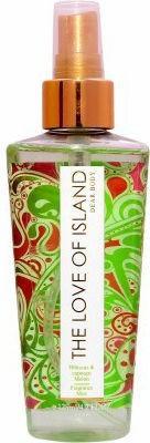 Dear Body THE LOVE OF ISLAND Body Mist  -  For Women, Girls